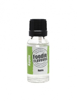 Apple Foodie Flavours Natural Flavouring 15ml